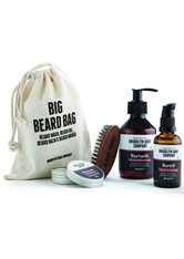 BROOKLYN SOAP COMPANY - Brooklyn Soap Co. Big Beard Bag - Bartpflege