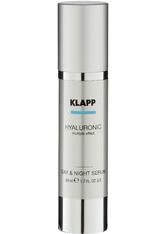 Klapp Hyaluronic Day & Night Serum 50 ml Gesichtsserum