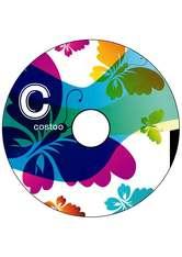 COSTOO - Costoo Happygrip Butterfly/Flowerprint 1 Stück - Nägel-Tools