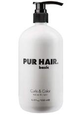 Pur Hair Curls & Color Volume Shampoo 1000 ml