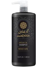 Gold of Morocco Argan Oil Moisture Shampoo 1000 ml