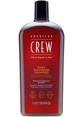 American Crew Produkte Daily Cleansing Shampoo Haarshampoo 1000.0 ml