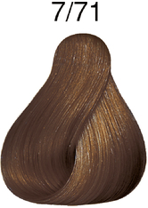 WELLA - Wella Color Touch Deep Browns 7/71 mittelblond braun-asch 60 ml - HAARFARBE