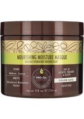 Macadamia Haarpflege Wash & Care Nourishing Care Kit Nourishing Moisture Masque 236 ml + Oil Infused Detangling Comb 1 Stk.