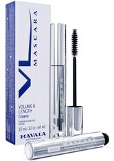MAVALA - Mavala Treatment Creamy Mascara - Night Blue 10 ml - AUGENBRAUEN- & WIMPERNSERUM