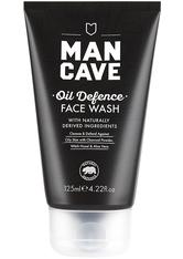 ManCave Oil Defense Face Wash 125 ml