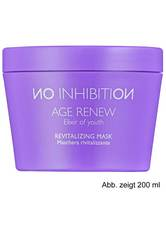 NO INHIBITION - No Inhibition Haarpflege Age Renew Revitalizing Mask 1000 ml - Haarmasken