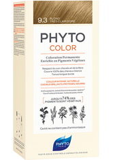Phyto Color 9.3 Sehr Helles Goldblond Pflanzliche Haarcoloration
