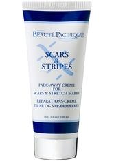 BEAUTÉ PACIFIQUE - Beauté Pacifique Pflege Körperpflege Scars & Stripes Fade-Away Creme for Scars & Strech Marks 100 ml - Körpercreme & Öle