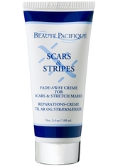 Beauté Pacifique Pflege Körperpflege Scars & Stripes Fade-Away Creme for Scars & Strech Marks 100 ml