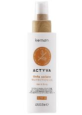 kemon Actyva Linfa Solare Protection Oil SPF 6 125 ml