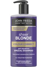 JOHN FRIEDA - John Frieda Sheer Blonde Colour Correct Anti-Gelbstich Spezial-Shampoo 200 ml - SHAMPOO