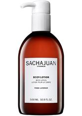 Sachajuan Produkte Body Lotion Fresh Lavender Körpermilch 500.0 ml