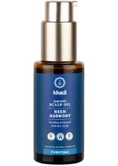 Khadi Naturkosmetik Produkte Haaröl - Neem Harmony 50ml Haaröl 50.0 ml
