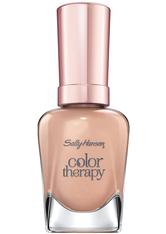 SALLY HANSEN - Sally Hansen Color Therapy Nagellack 210 Re-nude 14,7 ml - NAGELLACK