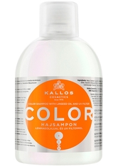 KALLOS - Kallos Color Shampoo 1000 ml - SHAMPOO