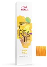 Wella Professionals Color Fresh Create Uber Gold Professionelle Haartönung 60 ml