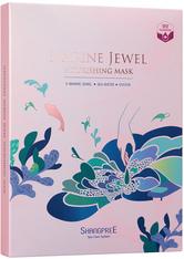 Shangpree Marine Jewel Nourishing Mask Gesichtsmaske 5 Stk