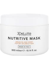3Deluxe Haare Haarpflege Nutritive Mask 300 ml