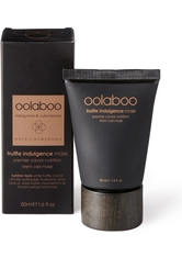 OOLABOO - oolaboo TRUFFLE INDULGENCE premier caviar mask 50 ml - HAARMASKEN