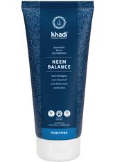 Khadi Naturkosmetik Produkte Shampoo - Neem Balance 200ml Haarshampoo 200.0 ml