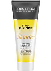JOHN FRIEDA - John Frieda Sheer Blonde go blonder Shampoo 50 ml - SHAMPOO
