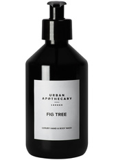 Urban Apothecary London Fig Tree Luxury Hand & Body Wash Flüssigseife  300 ml