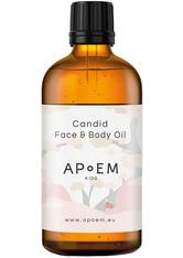 Apoem Produkte Kids - Candid Face & Body Oil 100ml Körperöl 100.0 ml