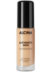 ALCINA - Alcina Authentic Skin Foundation Light 28,5 ml - Foundation