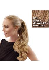 Hairdo Wrap Around Pony Wavy R29S Glazed Strawberry 57 cm