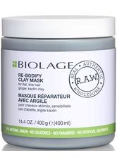 Biolage R.A.W. Uplift Re-Bodify Clay Mask 400 ml