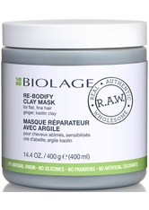 BIOLAGE - Biolage R.A.W. Uplift Re-Bodify Clay Mask - HAARMASKEN