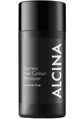 Alcina Express Nail Colour Remover 125 ml Nagellackentferner