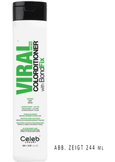 CELEB LUXURY - Celeb Viral Colorditioner Green 30 ml - LEAVE-IN PFLEGE
