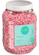X-EPIL - X-Epil Warmwachsperlen Rosé, 1200 g Dose, 1200 g - Waxing