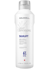 Goldwell Silk Lift Conditioning Cream Developer 6% 750 ml Entwicklerflüssigkeit