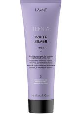 Lakmé White Silver Teknia  White Silver Mask Maske 250.0 ml