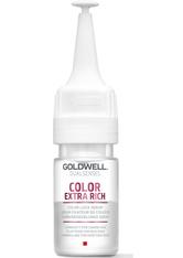 GOLDWELL - Goldwell Dualsenses Color Extra Rich Color Lock Serum 12 x 18 ml - SERUM