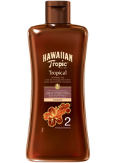 Hawaiian Tropic Professional Tanning Oil SPF2 Intense 200ml