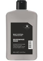 DEAR BEARD - Dear Beard Man's Ritual Beard & Face Wash 400 ml - Reinigung