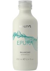 Vitality's EPURÁ Balancing Shampoo 250 ml