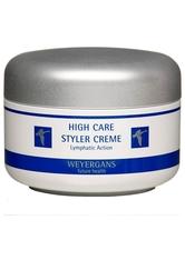 Weyergans Blue Line Styler Creme Massagecreme 250 ml