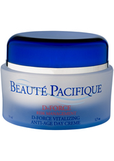 BEAUTÉ PACIFIQUE - Beauté Pacifique D-Force Risk Management, Day Cream / Tiegel 50 ml Tagescreme - Tagespflege