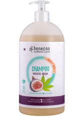 BENECOS - benecos Produkte benecos Produkte Shampoo - Oriental Dream 950ml Haarshampoo 950.0 ml - Shampoo & Conditioner
