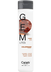 CELEB - Celeb Gem Lites Colorwash Amber 244 ml - HAARTÖNUNG