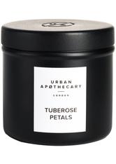 Urban Apothecary Luxury Iron Travel Candle Tuberose Petals Kerze 175.0 g