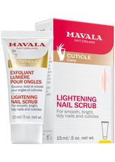 Mavala Aufhellende Nagel-Peeling-Maske 15 ml, transparent