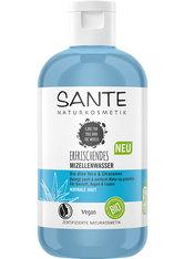 Sante Erfrischende Erfrischendes Mizellenwasser Bio-Aloe Vera & Chiasamen Gesichtswasser 200.0 ml