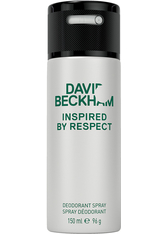 HOUSE 99 - David Beckham Inspired By Respect Deo 150 ml - DEODORANT