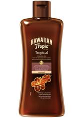 Hawaiian Tropic Aftersun Coconut Tanning Oil Sonnencreme 200.0 ml